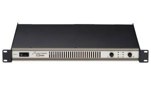 Amplificador de potência, compacto, 1 unidade de rack DX