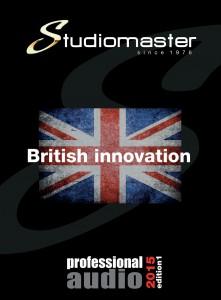 studiomaster 2015 catalogue Edition1