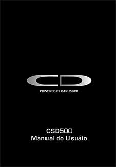 MANUAL_ CSD500 - PORTUGUES--PEQUENO